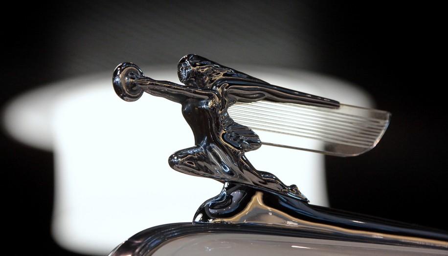Goddess Of Speed