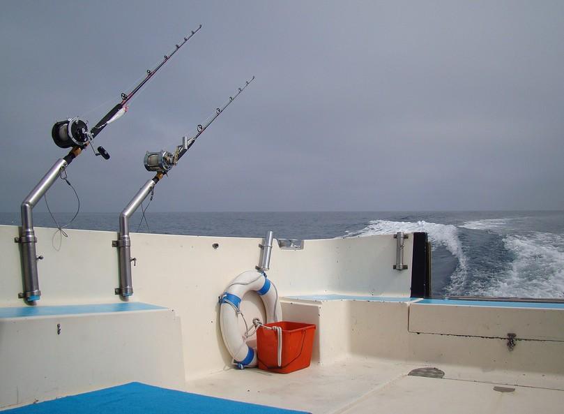 Les dialogues sur la pêche i tv