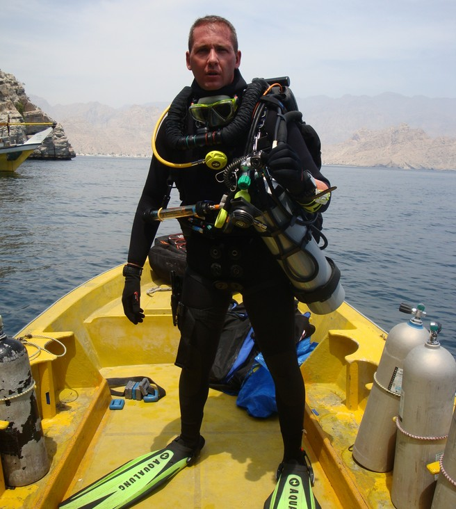 Recycleur AZIMUTH OMG plongeur technique rebreather semi closed diving recreational technical dive