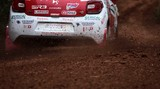 Citroën Racing economical client-competition cars Citroën DS3 R3 New Caledonia rally 2014