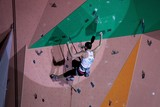 Canadian female competitor IFSC world youth championships Climbing Noumea 2014 New Caledonia