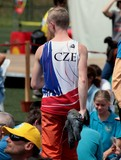 Czech team member IFSC world youth championships lead and speed Climbing Noumea 2014 New Caledonia