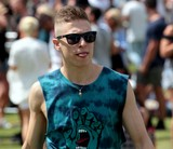 Young men style tee shirt sunglasses Melbourne Australia