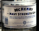 William McHenry & Sons Distillery Navy Strength Gin