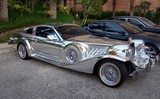 Automobile Zimmer Golden Spirit 2 Door Coupe all  Silver body