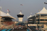 Yas marina circuit حلبة مرسى ياس Race track Abu dhabi Grand prix Formula 1 United Arab Emirates