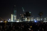 Abu Dhabi by night 40th anniversary national day Emirien abou dabi la nuit fete nationale emirienne