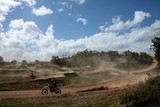 championship motocross competition New Caledonia