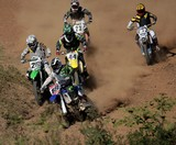 Holeshot motocross race New Caledonia french pilot