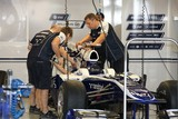 Williams Moteur Cosworth-CA2010 Chassis FW32 randstad philips at&t formule 1 grand prix Emirats Abu Dhabi