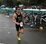 Kobayashi Japon Japan triathlon triathle raider Noumea New Caledonia Nouvelle-Calédonie ligue de triathlon