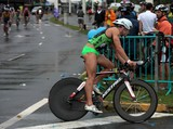 Velo kestrel triathlon cyclism Noumea New Caledonia Nouvelle-Calédonie ligue de triathlon