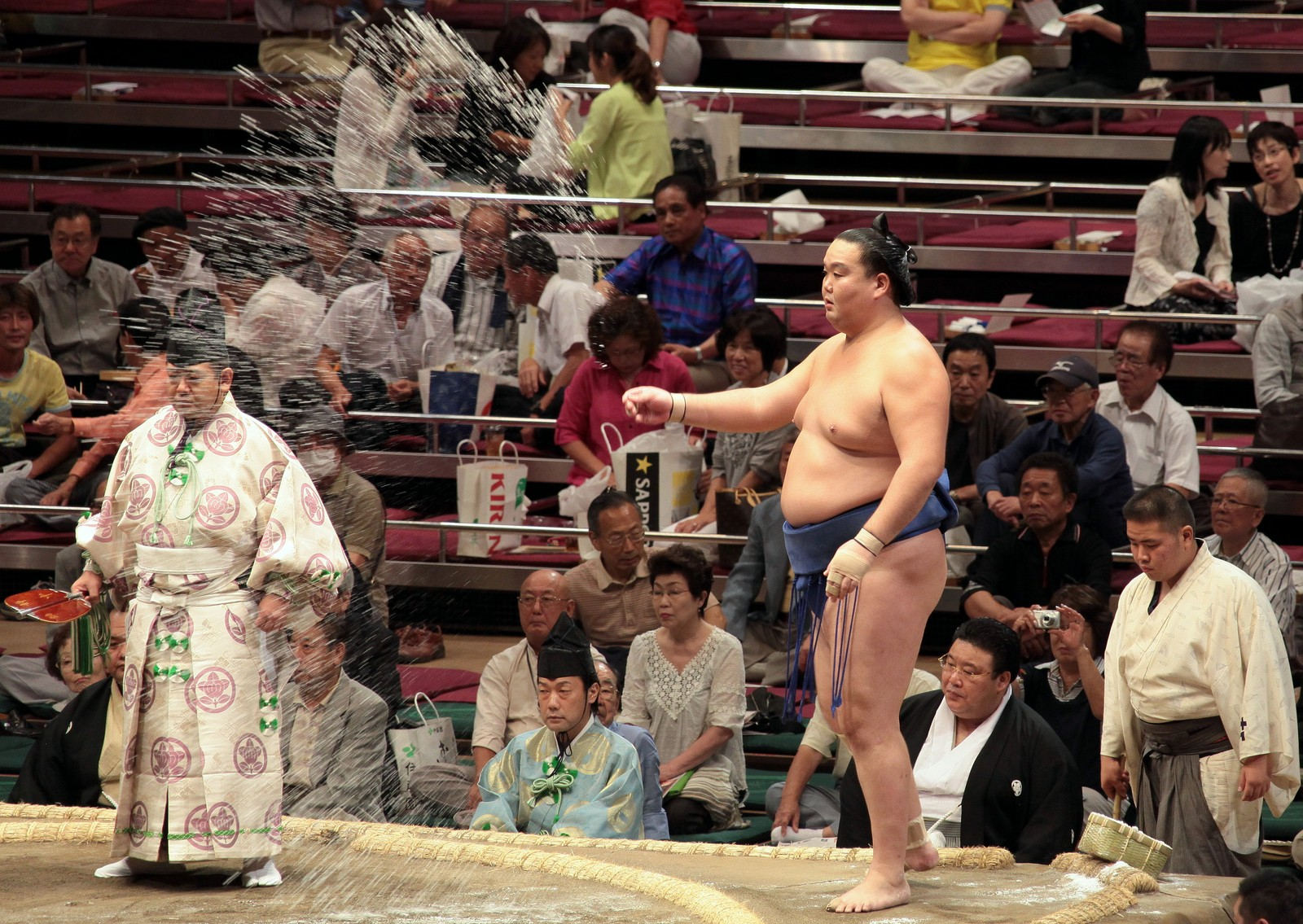 sport japonais combat